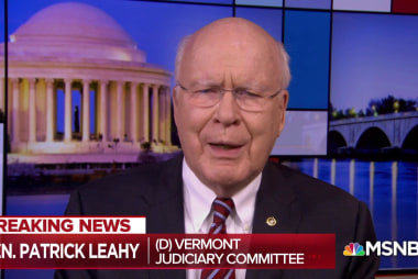 Leahy on GOP's Kavanaugh push: 'Not even a pretense' of fairness