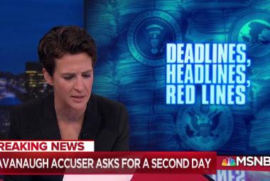 Dr. Ford legal team calls GOP arbitrary deadline 'bullying'