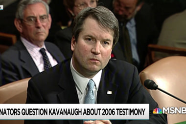 Democrats try to make case for Kavanaugh perjury with past emails