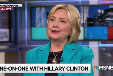 Clinton: Russian money to NRA should be investigated