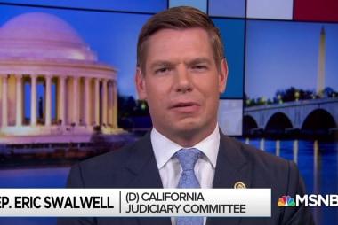 Swalwell: Kavanaugh 'the wrong judge at the wrong time'
