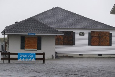 River crests could cause catastrophic flooding in Myrtle Beach, S.C.