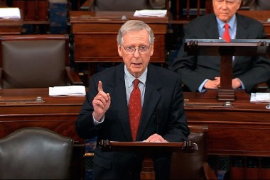 McConnell on Kavanaugh allegations: 'Smear campaign has hit a new low'