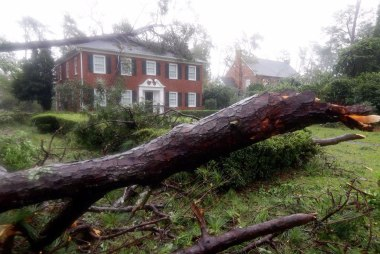 Authorities confirm three deaths from Hurricane Florence