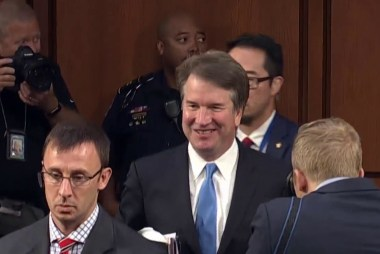 Writer of confidential Brett Kavanaugh letter speaks out
