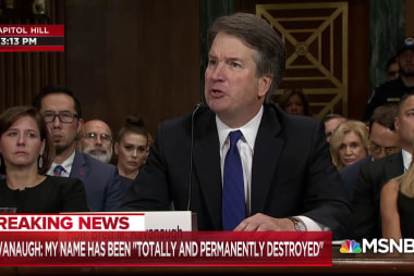 Judge Kavanaugh: This confirmation process has become a 'national disgrace'