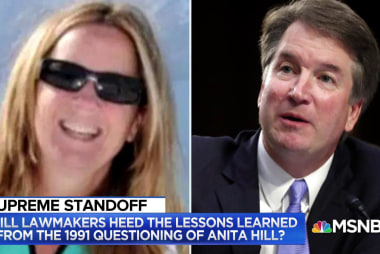 Lawyer: Senators want to smear Ford without getting hands dirty