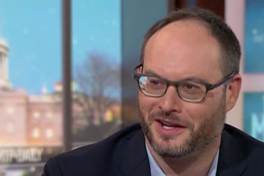 Foer on Manafort: 'This is a guy who thought he could win'