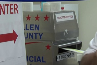 Voting rights under attack with less than 3 weeks until midterms