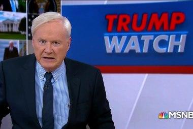 Matthews on Saudi Arabia: Trump is serving a cover-up