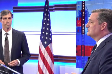 O'Rourke, Cruz square off in debate for Texas Senate race
