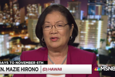 Sen. Hirono: This is where the GOP has always been on healthcare