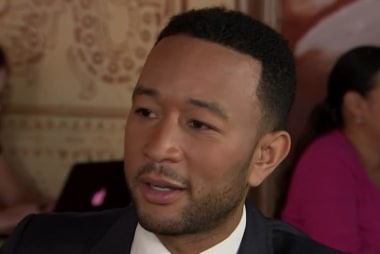 John Legend on fight to restore voting rights for felons