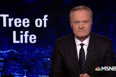 Lawrence on Trump and the massacre at Tree of Life