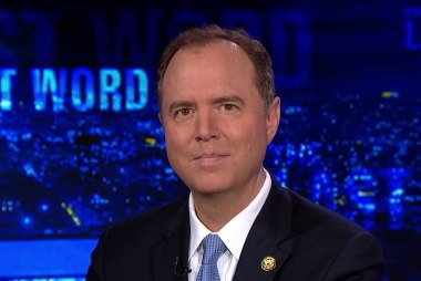 Rep. Schiff on Trump's new comments about Mueller