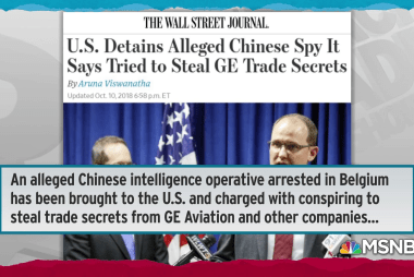 Chinese military intelligence officer extradited to US for trial