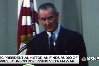 LBJ overruled general's plan for nuclear weapons during Vietnam