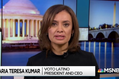 Young Latino voters begin reshaping American electorate