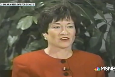 Susan Collins once pledged to only serve two terms