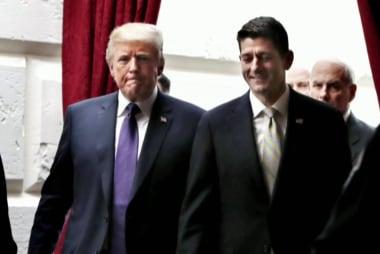 Paul Ryan's tame resistance against tribalism