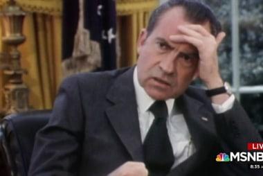 Tom Brokaw looks back at the Saturday Night Massacre
