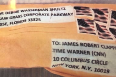Here's why the suspicious bomb packages don't have postmarks