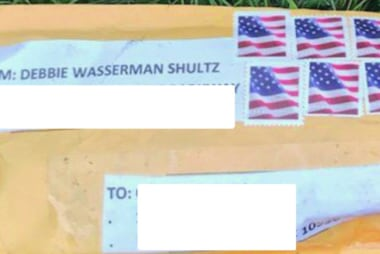 Officials believe all pipe bombs sent through mail, possibly from Florida