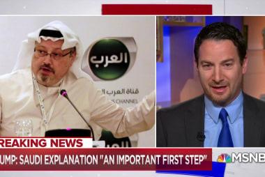 Rubin: Khashoggi inaction shows Trump foreign policy 'moral rot'