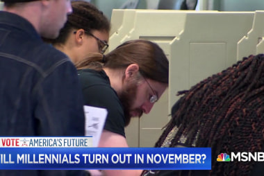 What would bring millennials to the polls during 2018 midterms?