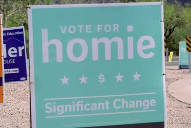 Who is Homie?