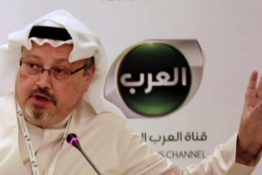 Trump says 'rogue killers' may be to blame in Saudi journalist disappearance