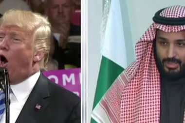 Merkley: U.S. needs to send message 'not just to Saudi Arabia, but to the rest of the world'