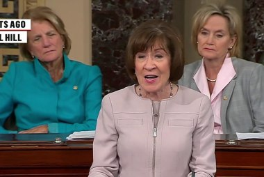 Key Senators announce decision on Kavanaugh