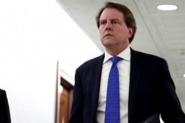 The man behind the curtain of the Kavanaugh confirmation