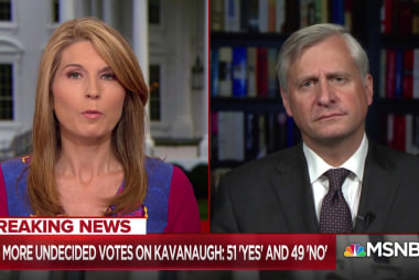 How will history judge the Kavanaugh confirmation process?