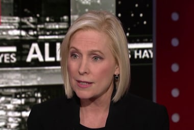 "Sen. Gillibrand on restoring the country's ""moral compass"""