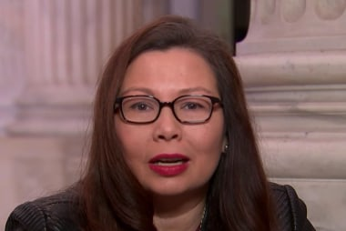 Sen. Duckworth: 'No real mission' for 5600 troops in TX