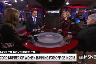 Jane Fonda, Gloria Steinem & Robin Morgan on women in 2018