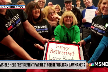 GOP retirements pushed by grassroots activists widened 2018 field