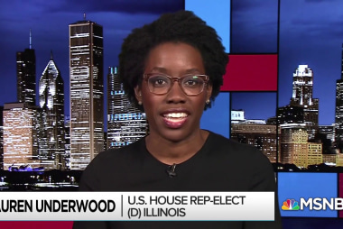 Underwood flips GOP seat in first-time run focused on health care