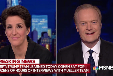 Lawrence: Clock may have started ticking on Donald Trump tonight