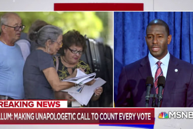 Gillum won't concede, 'unapologetic' call to count votes
