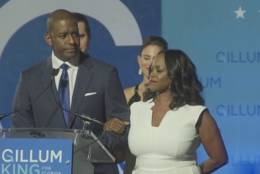 Andrew Gillum: I regret I couldn't bring it home for you