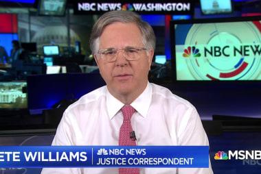 The lowdown on the James Comey subpoena from NBC News' Pete Williams