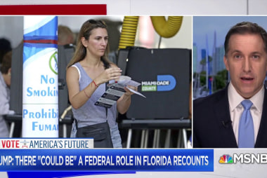 FL attorney: No 'credible evidence' of voter fraud in tight races