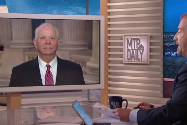 Cardin: 'No question the Crown Prince is exercising ruthless leadership'