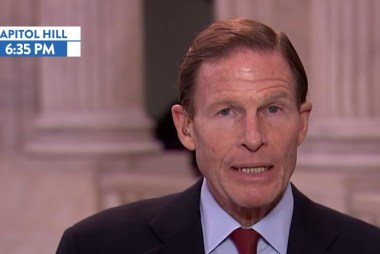 Sen. Blumenthal: Trump engaged in 'web of fraud'