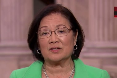 Sen. Hirono on the chaos in Washington