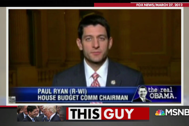 Paul Ryan and the GOP's hypocrisy on the debt and deficit
