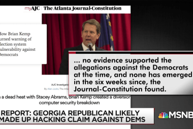 Brian Kemp likely made up hacking claim against Dems